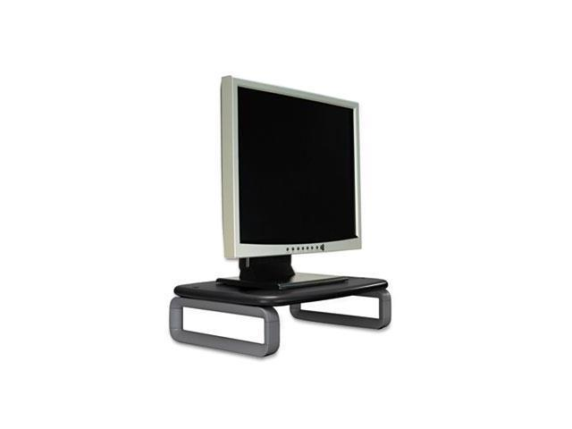 Monitor Stand With Smartfit System - Black - Universal Platform Design Fits Any