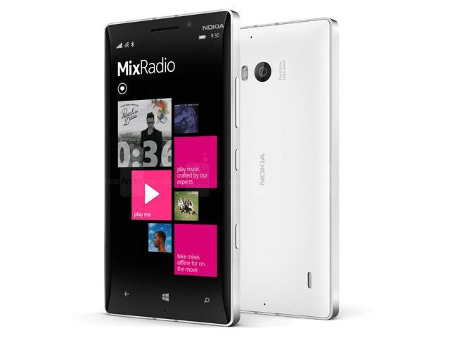 Nokia Lumia 930 Rm-1045 White Snapdragon 800 Quad Core 2.2GHz 5.0