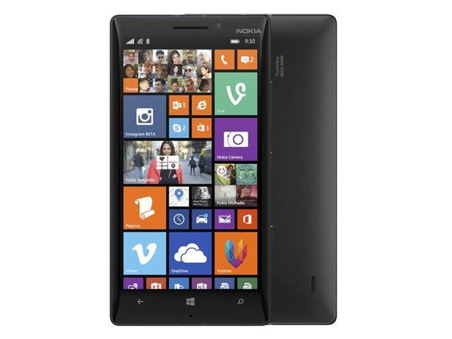 Nokia Lumia 930 Rm-1045 Black Snapdragon 800 Quad Core 2.2GHz 5.0