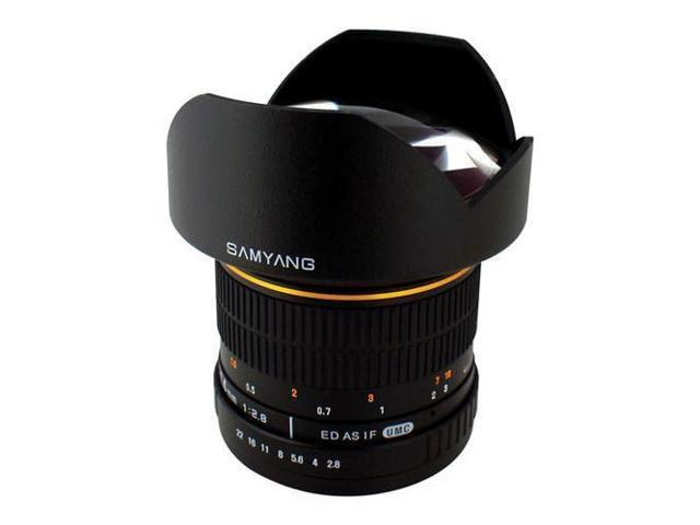 Samyang 14mm Ultra Wide-Angle f/2.8 IF ED UMC Lens for Pentax #SY14M-P
