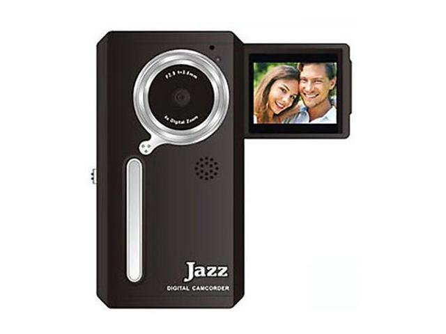 Jazz Pocket DV152 Digital Camera/Camcorder with 640x480 pixels, CMOS Sensor