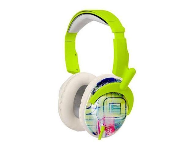 Koss RUK 50G Full-Sized Stereo OverEar Headphone, Green #182931