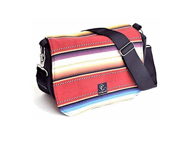 Capturing Couture Navajo Red Camera Bag #CCBG1-NVRD