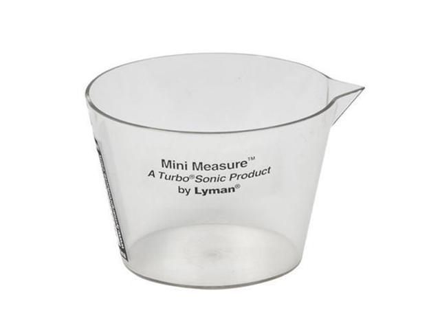 Lyman Turbo Sonic Measuring Cup #7631716