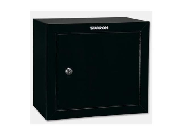 Stack-On Pistol/Ammo Steel Cabinet with Key Lock #GCB-500