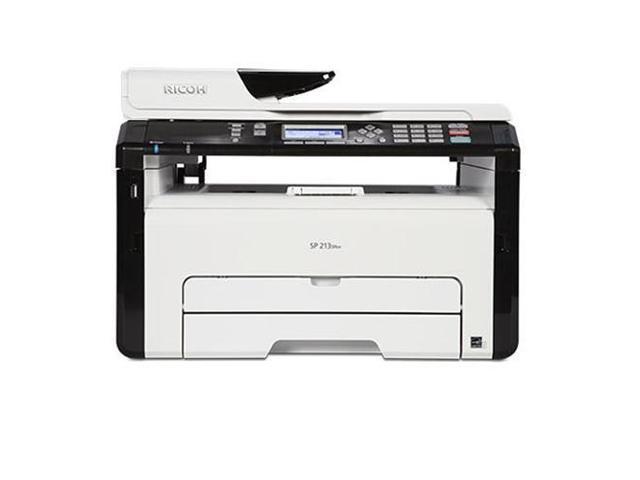 Ricoh SP 213SFNw 3-In-1 Monochrome Multifunction Wireless Laser Printer