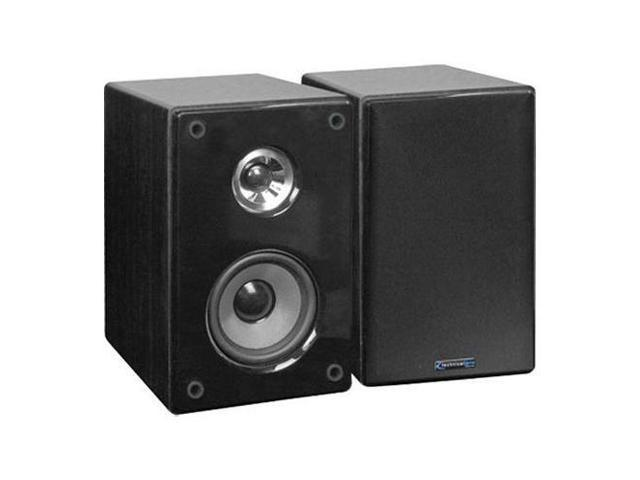 Technical Pro SPH8 Book Shelf Speakers, Pair, 3