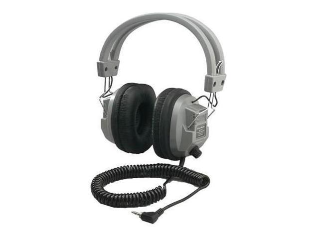 Hamilton Buhl SC7V Deluxe Stereo/Mono Headphones