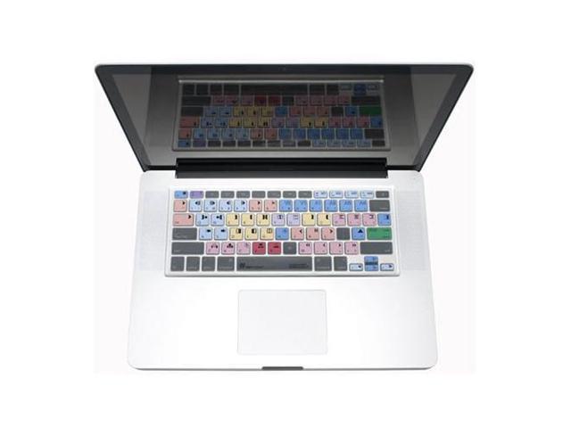 LogicKeyboard Logicskin Transparent Mac Air,No keypad #LS-MCOM4-MBUC-US