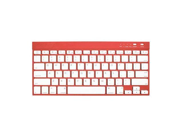 inNuevo Bluetooth Keyboard - Ruby Red #854623003463