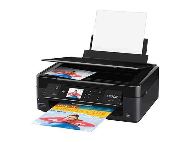 Epson Expression Home XP-420 (C11CD86201) 5760 x 1440 dpi USB All-in-One Color Inkjet Printer