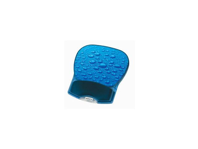 Aidata Deluxe Gel Mouse Pad (Water Drop)