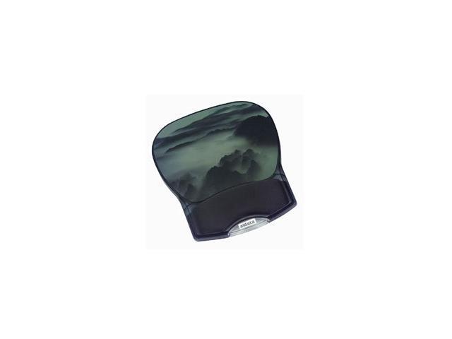 Aidata Deluxe Gel Mouse Pad (Smoke Mountain)