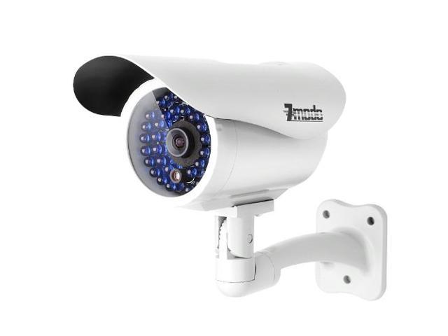 Zmodo Outdoor Day Night High Resolution Sony CCD Security Camera with 650TVL