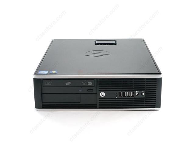HP Business Desktop 8200 Elite Desktop Computer - Refurbished - Intel Core i5 3GHz - Small Form Factor - 8 GB RAM - 500 GB ...