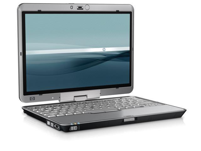 Hp 2710p Tablet PC Intel Core 2 Duo 1.2GHz 2GB RAM 80GB HDD Windows Vista Business