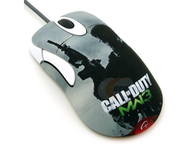 Microsoft IntelliMouse Optical 1.1A USB Wired Gaming Mouse - Call of Duty: Modern Warfare Edition