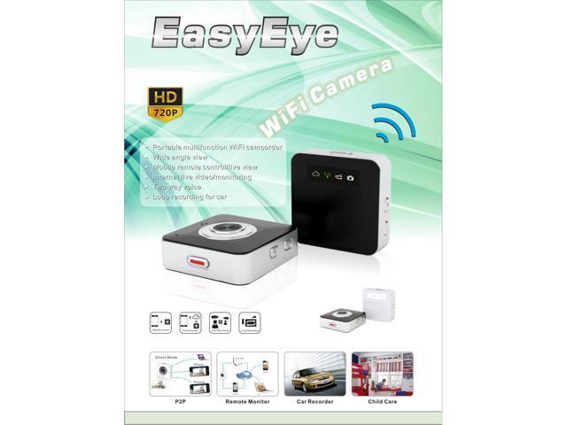 720P HD DVR CAR DVR Wifi Camera Portable Camcorder Baby Monitor