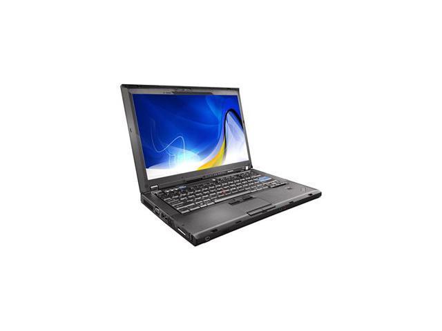 Lenovo T410 Laptop i5 2.4ghz 4G 160G H/D 7 Pro Microsoft Office 07 Wireless Refurbished