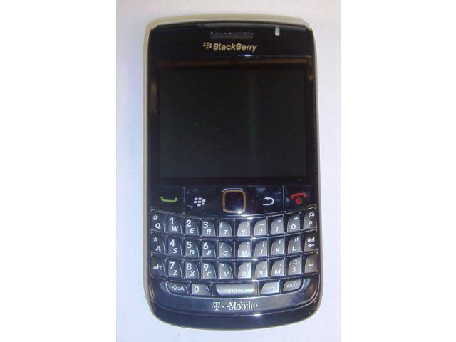 BlackBerry Bold 9780 - Black (Unlocked) Smartphone (QWERTY Keyboard) Refurbished