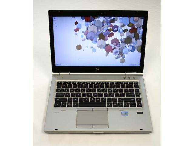 HP Elitebook 8460p 14.1 in Laptop 1600 x900 Res AMD 6470 Graphics 500G H/D Intel i5 2520m 2.5ghz 4 gigs ram Windows 7 Pro 64 ...