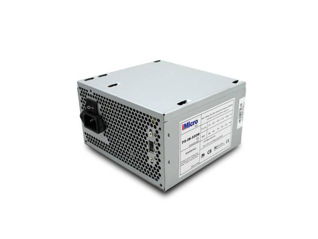iMicro IM500W 500W ATX Power Supply