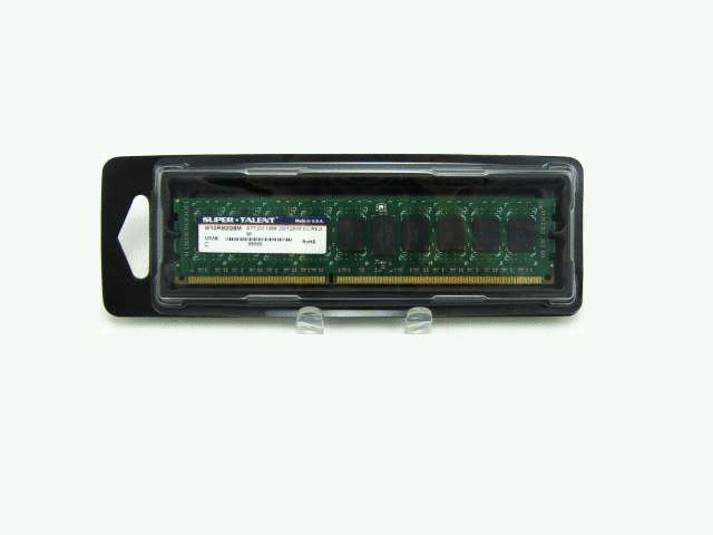 Super Talent DDR3-1066 2GB/128x8 ECC/REG Server Memory