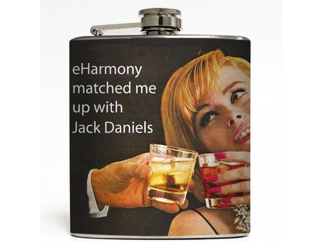 eHarmony Match Flask 1490