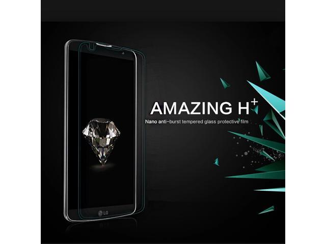 Premium 2.5D Tempered Glass Screen Protective Film 0.33mm for LG G PRO 2