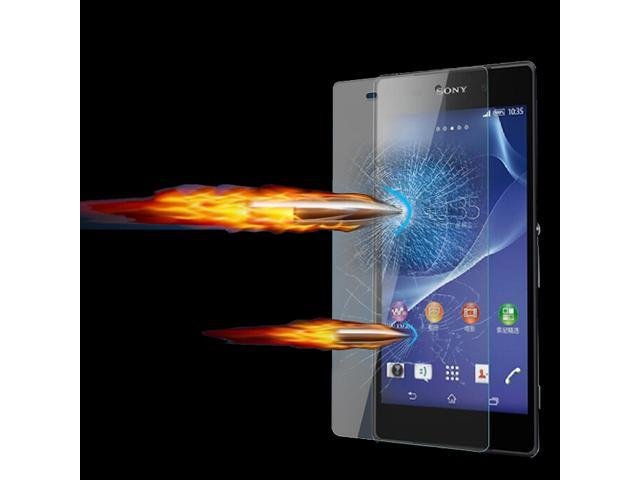 Premium 2.5D Tempered Glass Screen Protective Film 0.33mm for Sony Xperia Z2