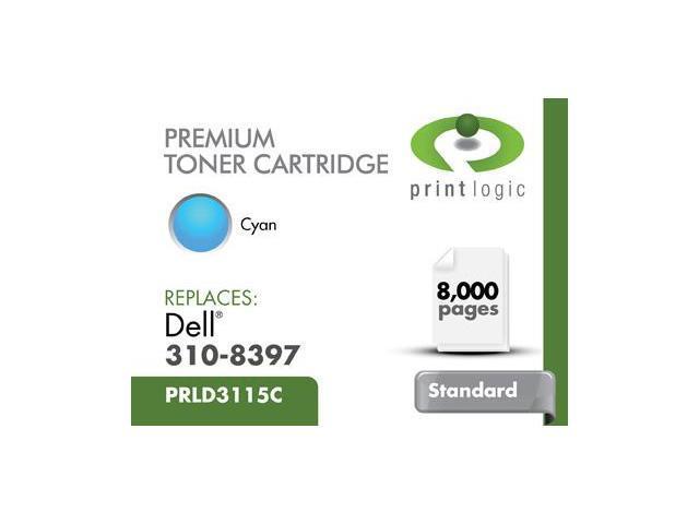 PRINTLOGIC 310-8397 CYAN CARTRIDGE
