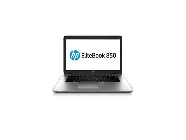 HP E3W18UT#ABA EliteBook 850 G1 Laptop - i5-4300U, 4GB RAM, 500G HDD, 15.6