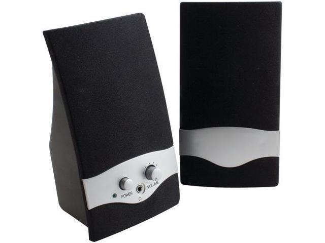 AXIS GS-128 MULTIMEDIA SPEAKERS (BLACK)