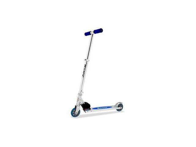 A Scooter Blue