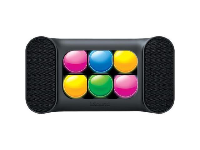 ISOUND ISOUND-5379 Mini Bluetooth(R) Speaker (Black)