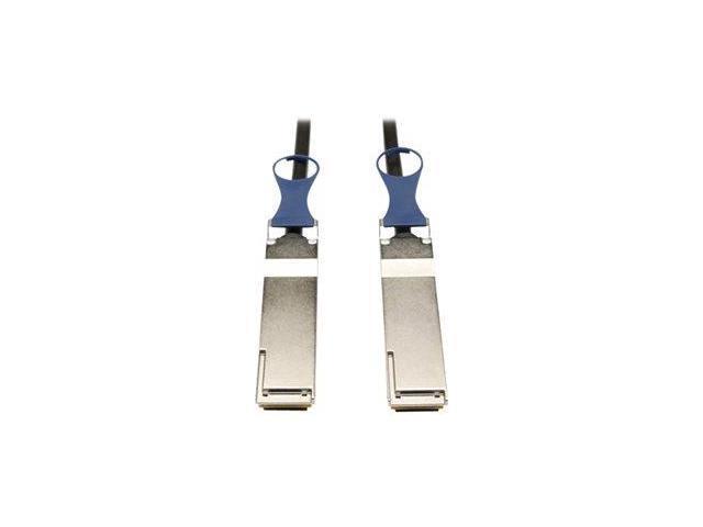 Tripp Lite N282-03M-BK Passive DAC Copper Infiniband Cable - Ethe ...
