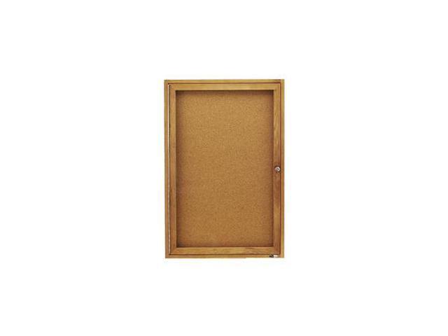 3x2 Enclosed Bulletin Board