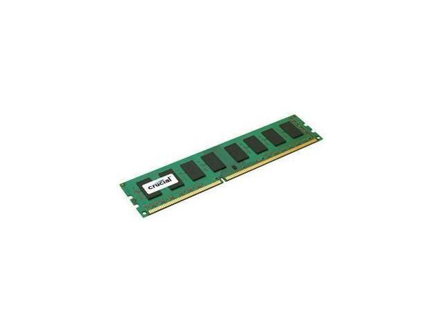 Crucial 8GB 240-Pin DDR3 SDRAM ECC Unbuffered DDR3 1866 (PC3 14900) Memory Model CT102472BA186D