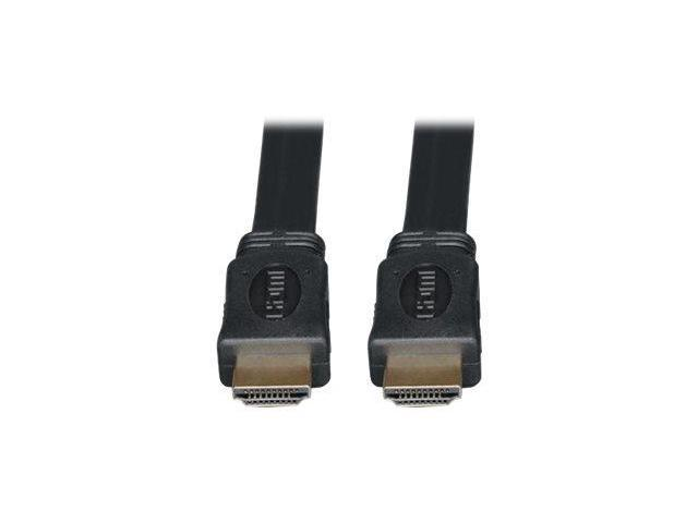 Tripp Lite Gold video / audio cable - HDMI - 6 ft