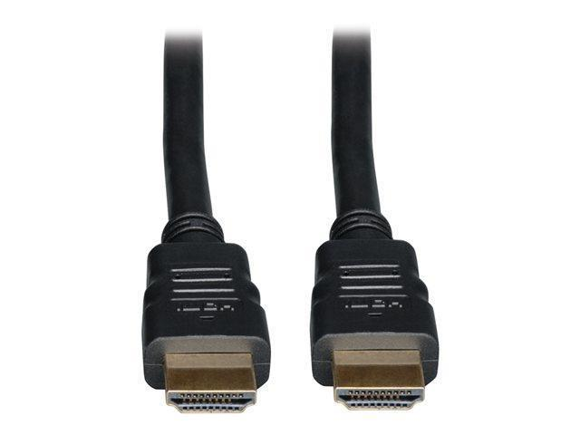 Tripp Lite High Speed HDMI Cable with Ethernet P569-003 - video / ...