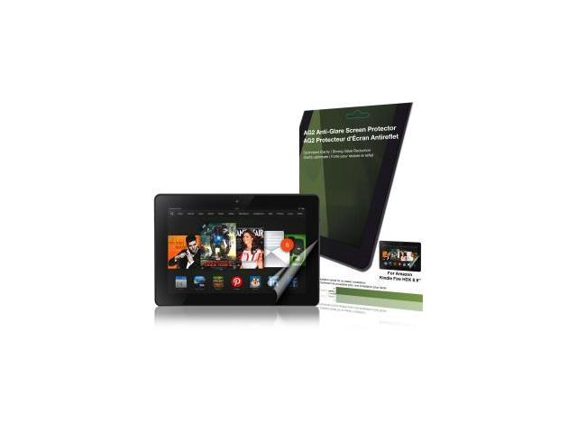 Green Onions Supply AG2 (2013) Anti-Glare Screen Protector for Kindle Fire HDX 8.9-inch Tablet