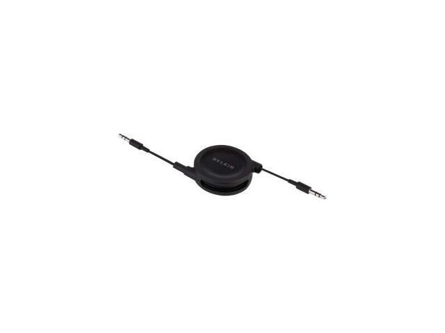 Belkin Retractable Audio Cable