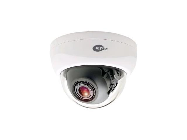 KT&C KPC-DE100NUV17W Surveillance Camera - Color, Monochrome