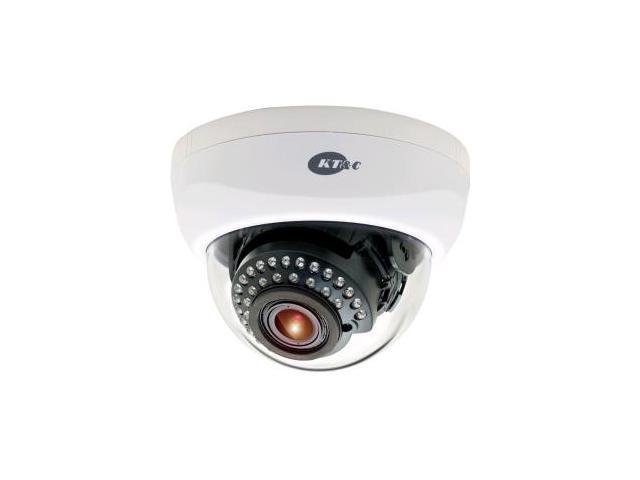 KT&C KPC-DNE100NUV18W Surveillance Camera - Color, Monochrome