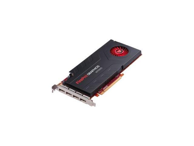 Sapphire FirePro W7000 Graphic Card - 950 MHz Core - 4 GB GDDR5 SDRAM - PCI Express 3.0 x16 - Full-l