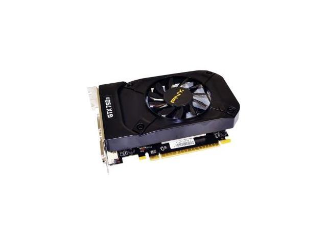 PNY GeForce GTX 750 Ti Graphic Card - 1020 MHz Core - 2 GB GDDR5 SDRAM - PCI Express 3.0 x16