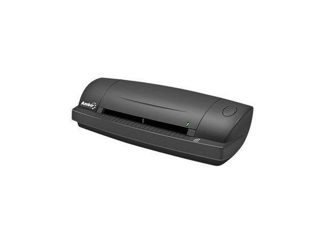 Ambir DS687 Duplex A6 ID Card Scanner - sheetfed scanner