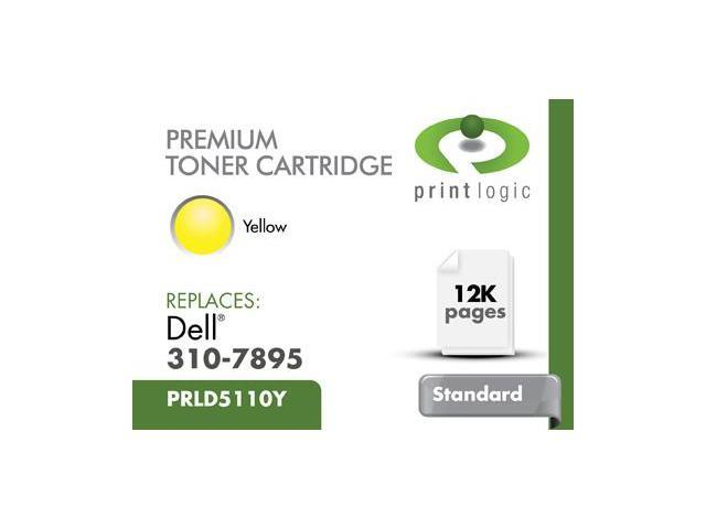 Printlogic Printlogic 310-7895 Yellow Cartridge