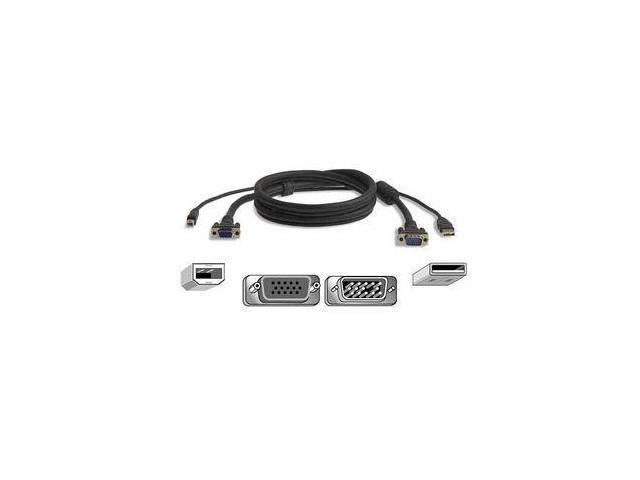Belkin Pro Series USB KVM Cable Kit
