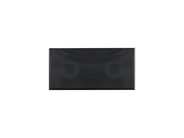 PyleHome PDIWCS56 Speaker - 2-way - Black